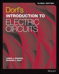 Dorf's Introduction to Electric Circuits 9th Edition Global Edition by Dorf & Svoboda