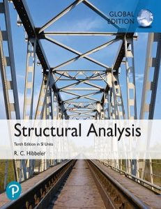 Structural Analysis in SI Units 10th Global Edition by Hibbeler