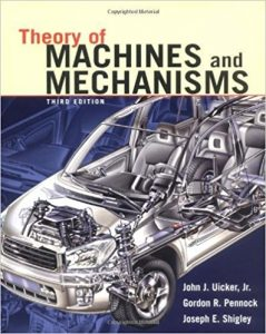 Download Theory of Machines and Mechanisms by Joseph Shigley & John Uicker