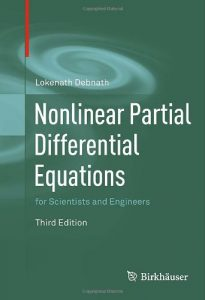 Nonlinear Partial Differential Equations Debnath