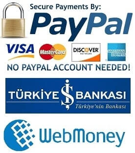 Payment Methods on www.book4me.xyz