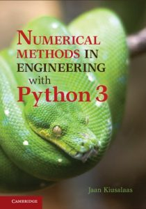 Download Numerical Methods in Engineering with Python 3 by Jaan Kiusalaas