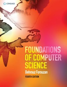 Download Foundations of Computer Science 4th edition by Behrouz Forouzan