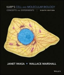 Download Karp's Cell and Molecular Biology 8th Edition