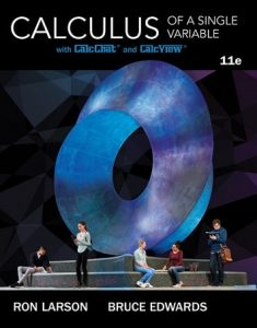 Download Calculus of a Single Variable 11th Edition Ron Larson and Bruce Edwards
