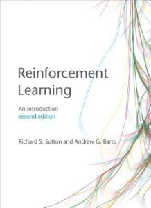 Download Reinforcement Learning 2nd edition by Richard Sutton & Andrew Barto