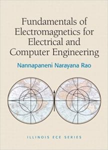Download Fundamentals of Electromagnetics for Electrical and Computer Engineering by Rao